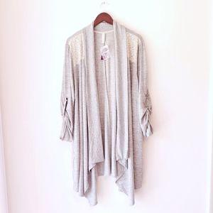 NWT‼️ CACIQUE 26/28 Loungewear robe cardig…